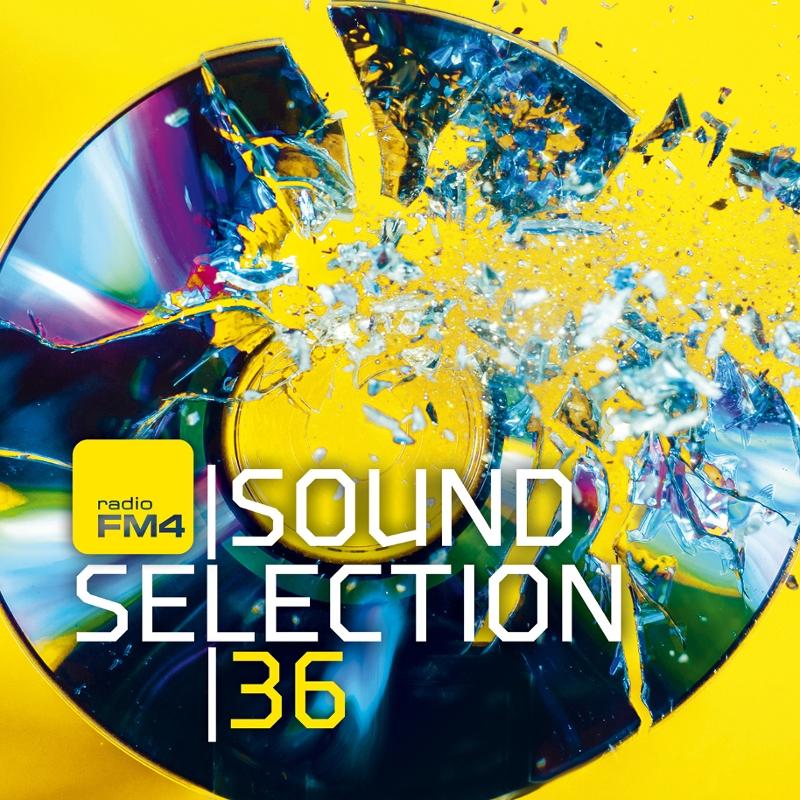 Cover der Soundselection 36: zersplitterte CD