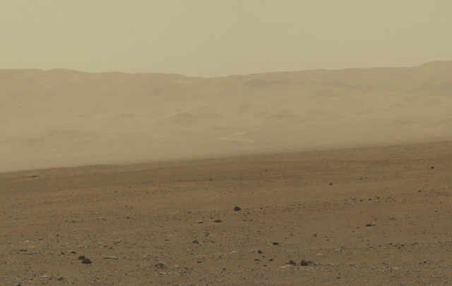 Leben auf dem Mars schon früher möglich – science.ORF.at