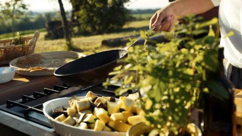 roadKITCHEN - Bauern kochen