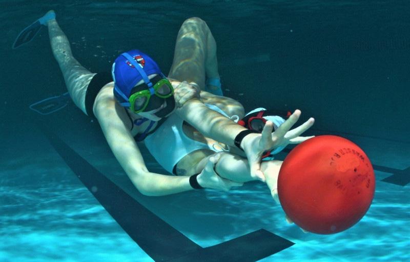 Unterwasser-Rugby