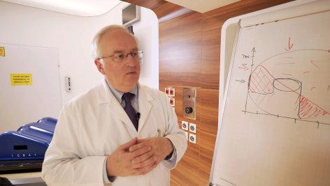 Quantensprung  Mensch und Maschine im Kampf gegen den Krebs