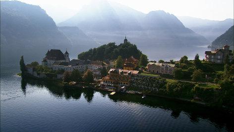 Über Österreich - Juwele des Landes  Der Süden und der Norden