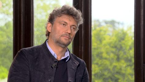 ORF III Künstlergespräche  Jonas Kaufmann im Gespräch mit Peter Fässlacher