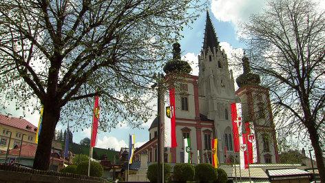 Heimat Österreich  Von Mariazell bis Loretto - Wallfahrt in Österreich