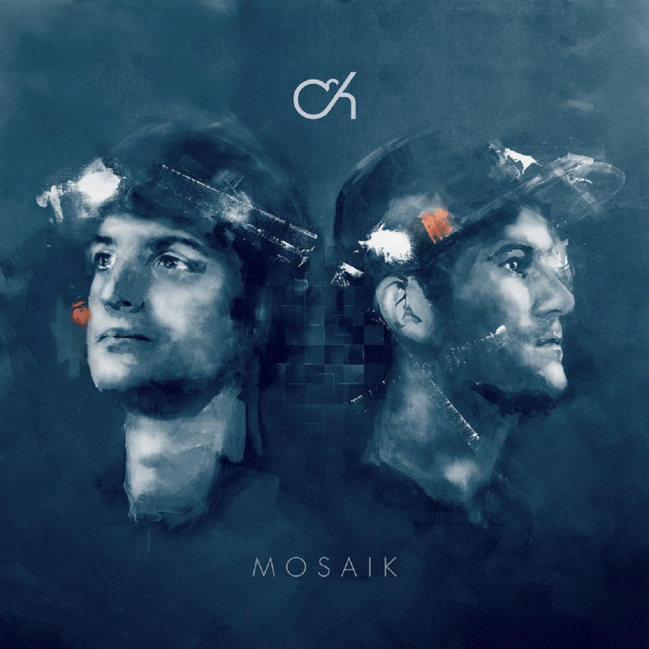 "Albumcover ""Mosaik"" von Camo & Krooked"