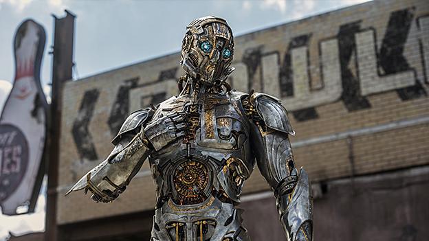 Ritter Und Aliens Transformers 5 Oe3orfat