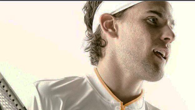Dominic Thiem Wimbledon-Outfit