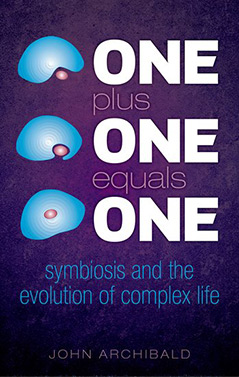 "Buchcover: John Archibald - ""One Plus One Equals One"""