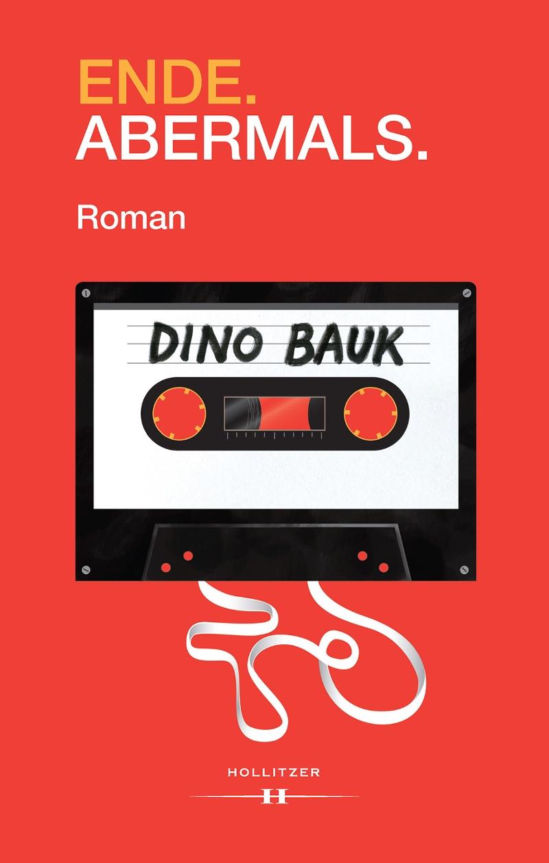 Buchcover mit Musikkassette