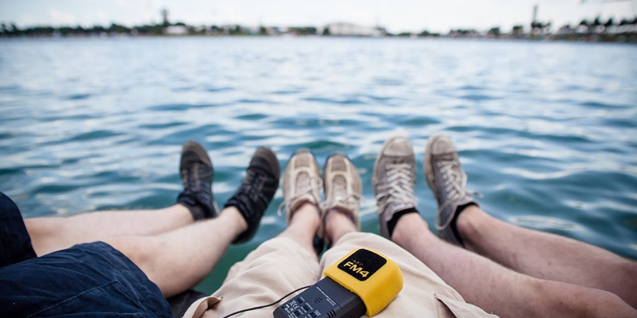 FM4 im Sommer