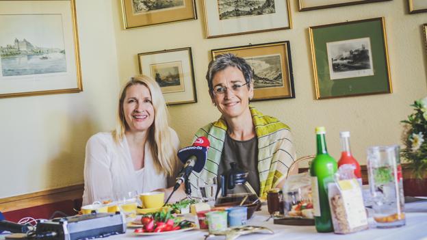 Grünen-Spitzenkandidatin Ulrike Lunacek