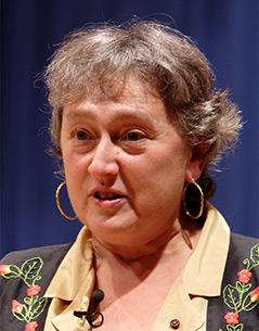 Biologin Lynn Margulis