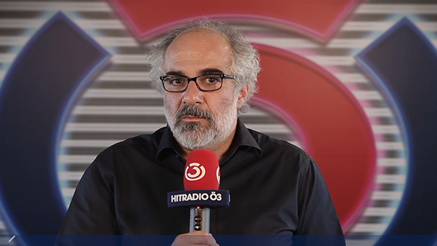 Michael Niavarani zu Gast bei Ö3