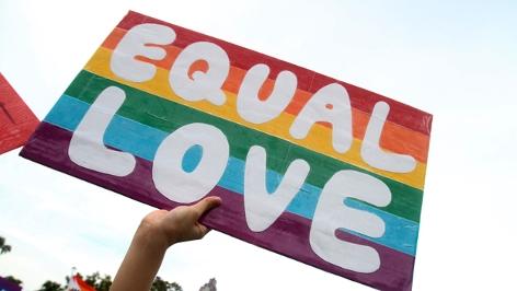 Ehe für alle, Homosexuell, Regenbogenparade, Gleichgeschlechtliches Paar