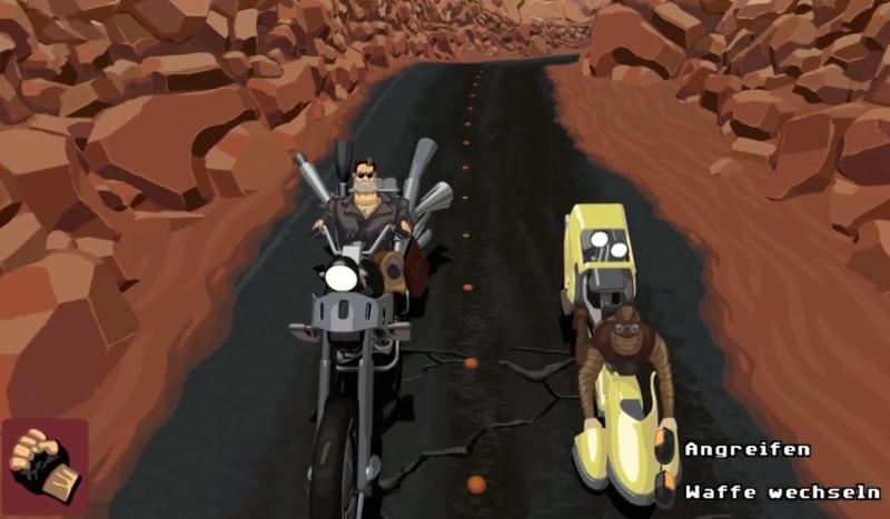 screenshot Full Throttle Remastered