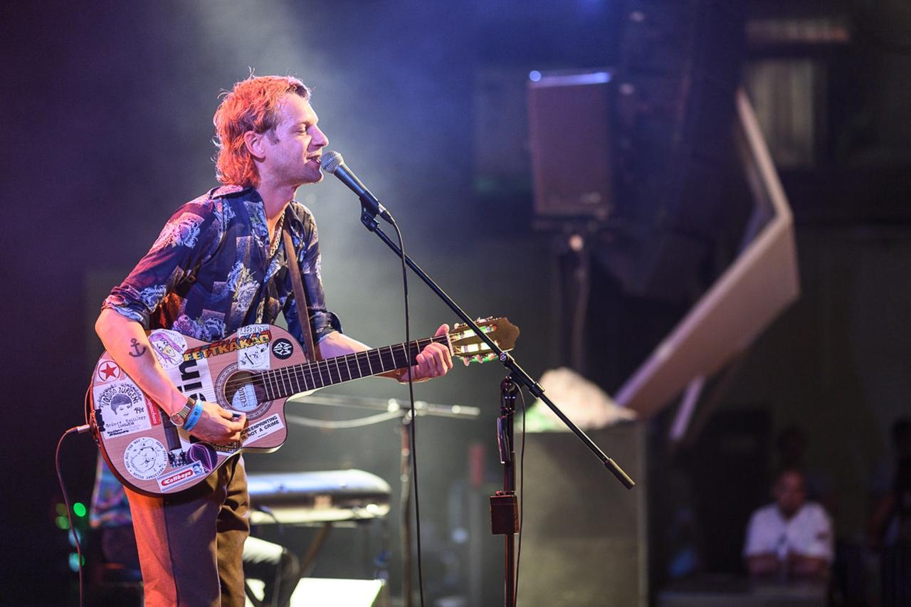 Bilder vom Poolbar Festival