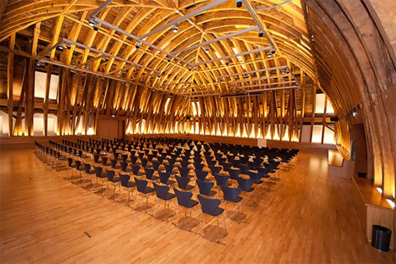 Kuppelsaal in der TU Wien