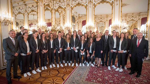 Ab nach Holland: EURO-Abenteuer beginnt für ÖFB-Frauen