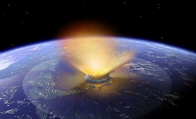 Impact: Einschlag eines riesigen Himmelskörpers auf der Erde
