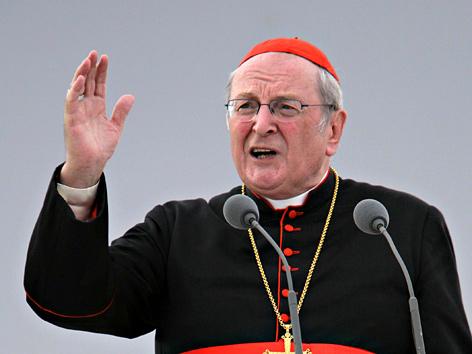Der ehemalige Kölner Erzbischof Joachim Meisner
