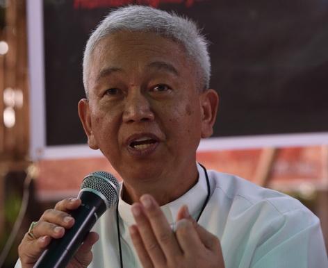 Bischof Broderick Pabillo Philippinen