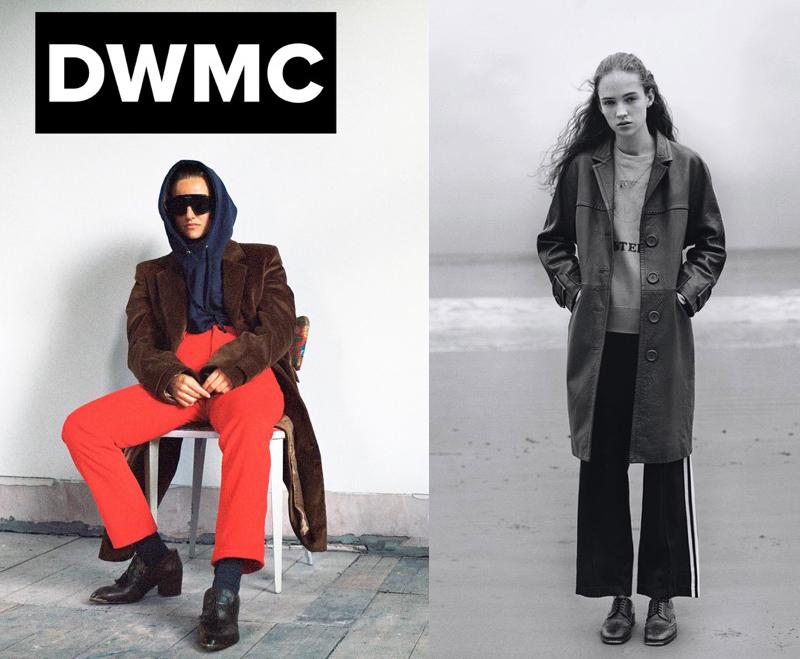 Models elegant inszeniert in DWMC