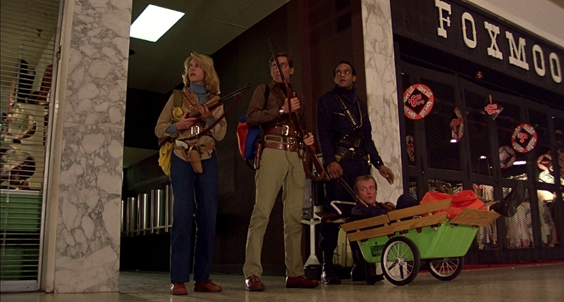 "Film ""Dawn Of the Dead"""