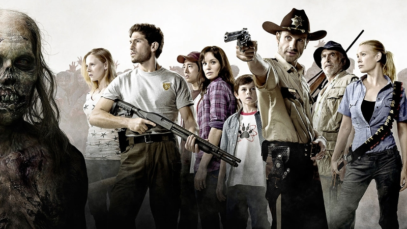 "Serie ""The Walking Dead"""