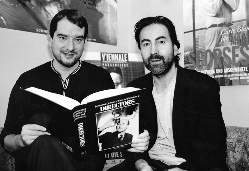 Alexander Horvath und Hans Hurch