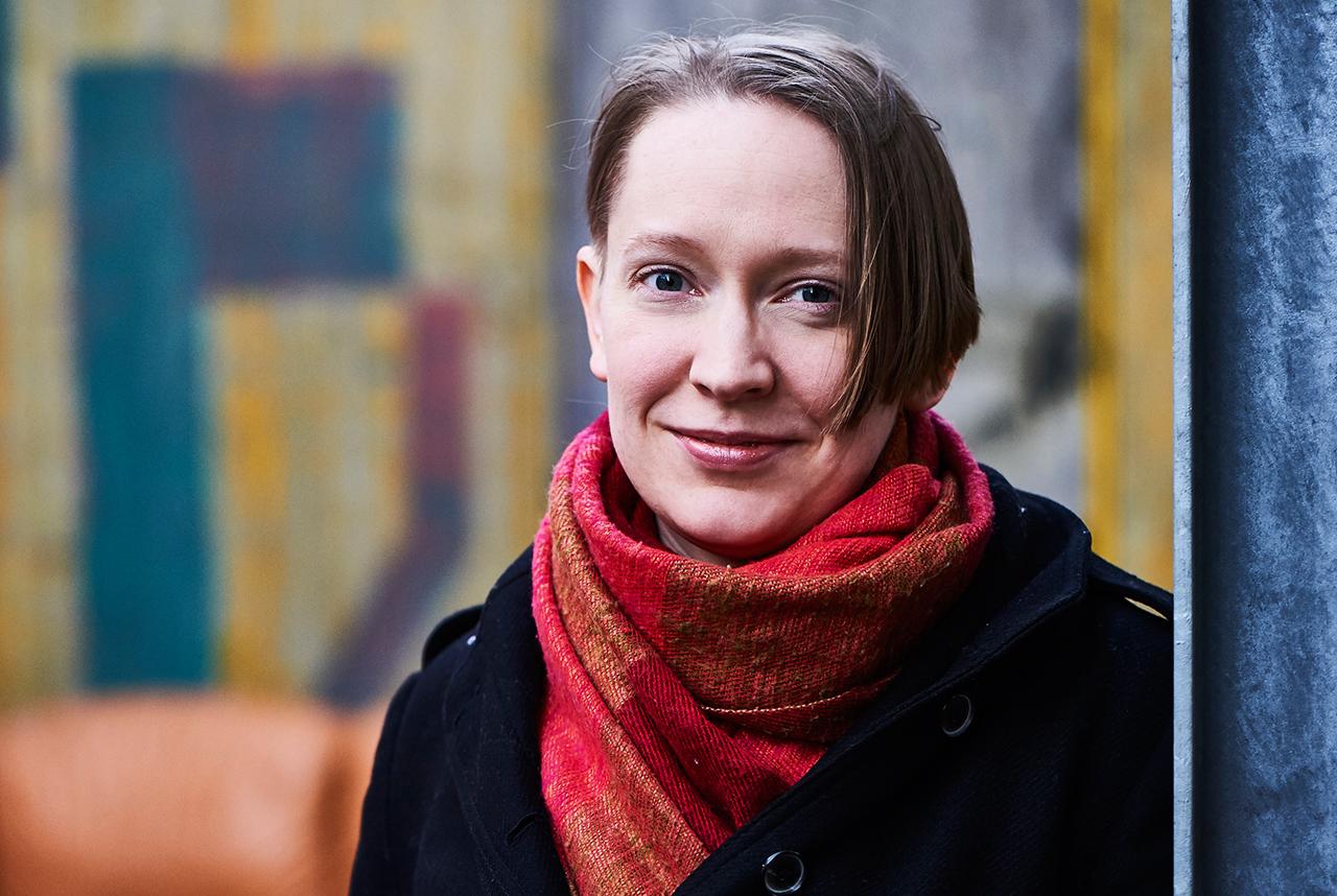 Die Autorin Elisabeth Klar