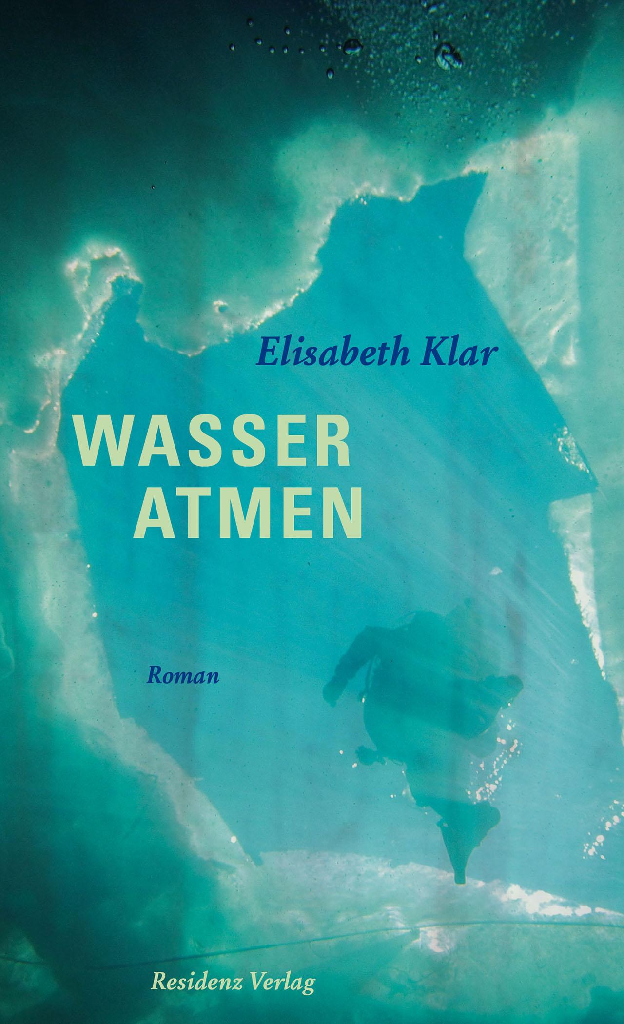 """Cover von """"Wasser atmen"""""""