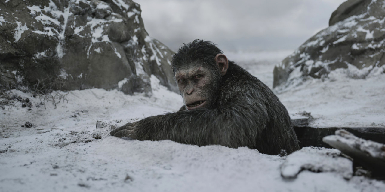 Filmstill Planet der Affen