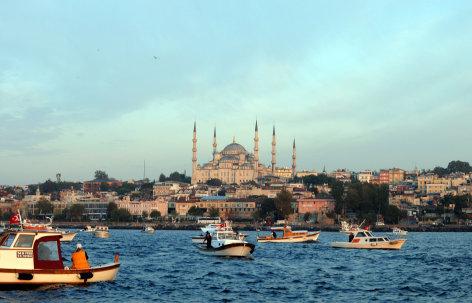 03.08.17 Themenmontag - Reise durch die Türkei - die Mittelmeerküste | Istanbul | Zentralanatolien | Die Schwarzmeerküste 070817070817