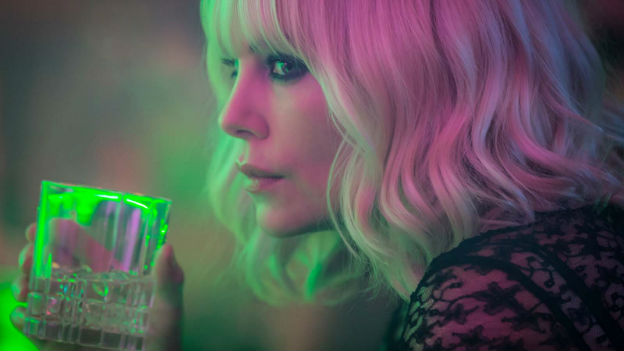 "Screenshots  ""Atomic Blonde"""