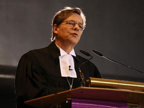 Der deutsche evangelische Bischof Markus Dröge