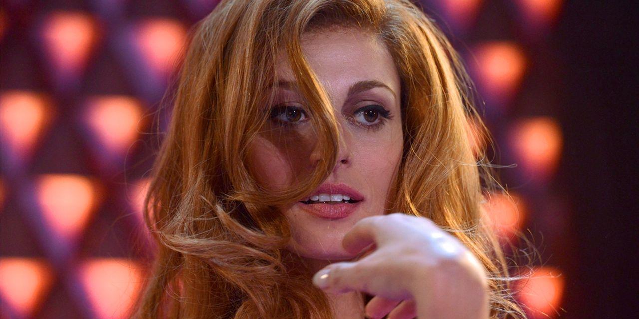 Sveva Alviti als Dalida im gleichnamigen Film