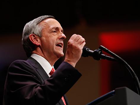 Der evangelikale Pastor Robert Jeffress
