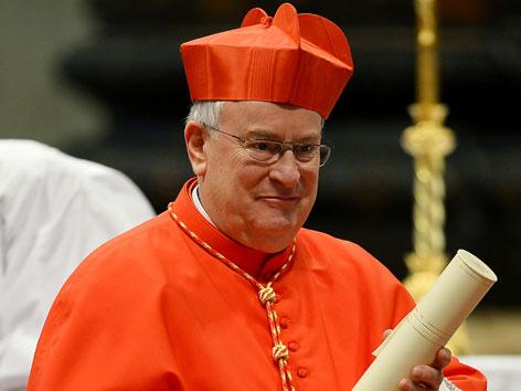 Kardinal Gualtiero Bassetti