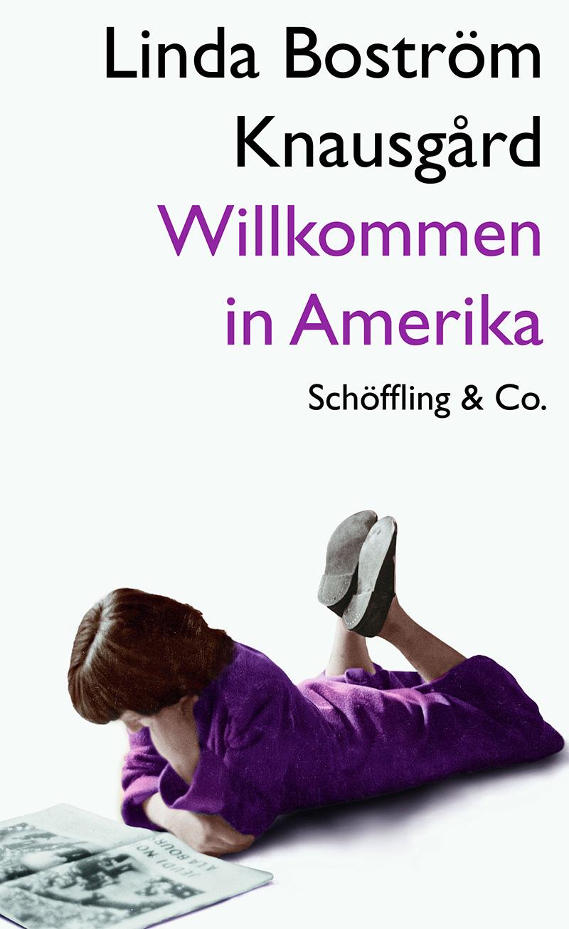 Cover Willkommen in Amerika