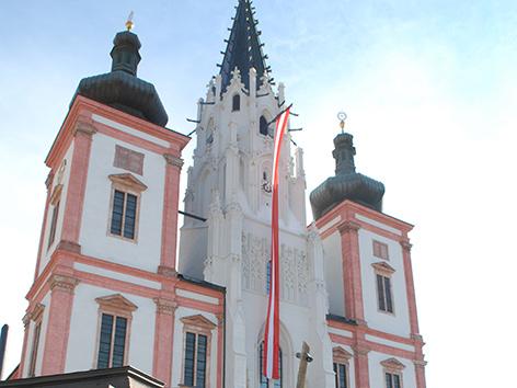 Mariazell Wallfahrtskirche