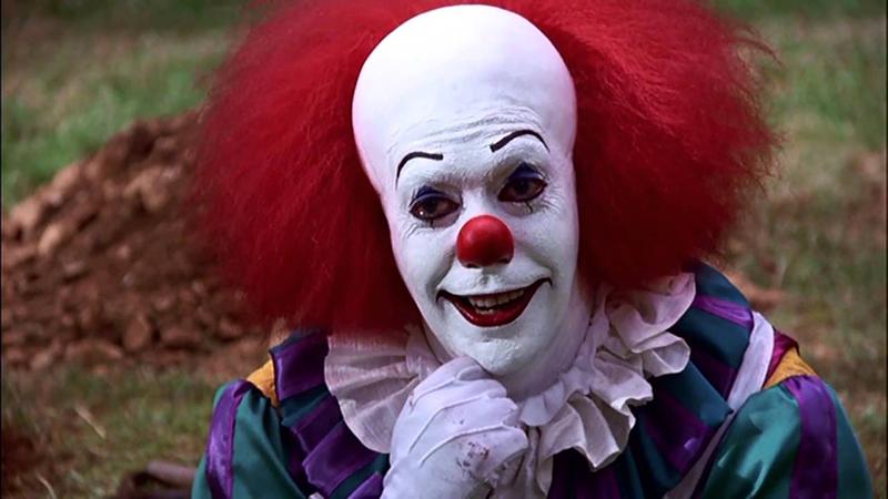 """Der Clown """"Pennywise"""" aus der ersten """"It""""-Verfilmung von 1990."""