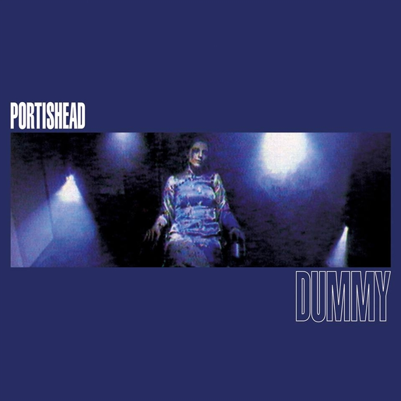 "Albumcover Portishead ""Dummy"""