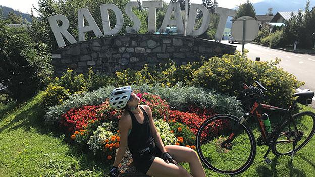 Sandra in Radstadt