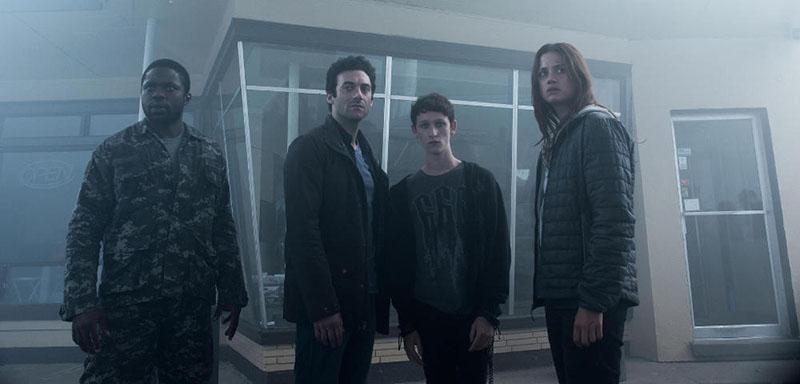 Serie The Mist: 4 Hauptdarsteller im Nebel