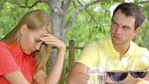 Streit Urlaub Paar