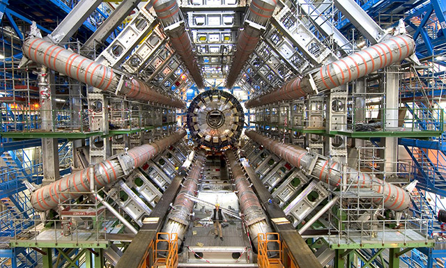 LHC wird für Großwartung abgeschaltet