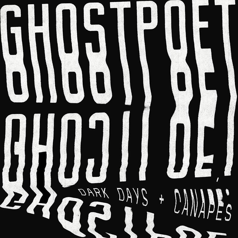 """Plattencover von """"Dark Days 6 Canapés"""""""
