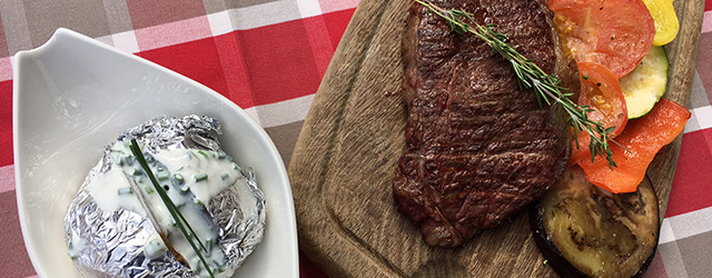 Kärnten EG Franz Josef Höhe Angus Steak Dienstag