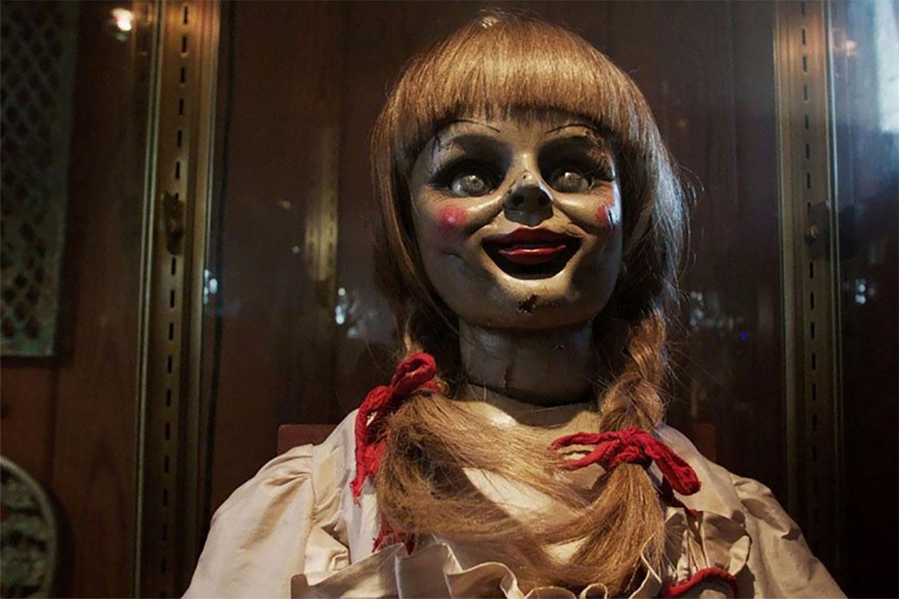 "Puppe in dem Film ""Annabelle 2"""