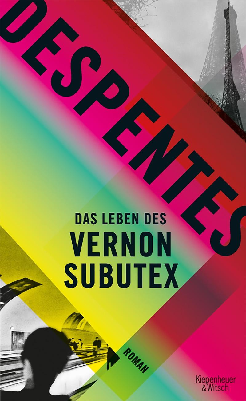 """Buchcover """"Das Leben des Vernon Subutex"""""""